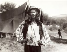 Gypsies - Romani gypsy man