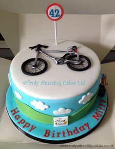 Chorizo ​​cake fast and delicious - Clean Eating Snacks 40th Birthday Cakes For Men, Image Birthday Cake, Birthday Cake For Husband, Bmx Cake, Dirt Bike Cakes, Bicycle Cake, Alcohol Cake, Bottle Cake, Luxury Cake