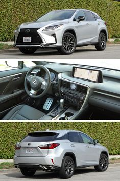 The sleek and edgy Lexus RX 350 is all-new for the 2016 model year and we have the full review, including specs, price and photos!