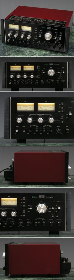 SANSUI CA-3000