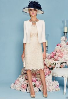 New Mother Lace Bride Formal Evening Dress Groom outfit/suit &Jacket Knee-Length in Clothes, Shoes & Accessories, Wedding & Formal Occasion, Mother of the Bride Cocktail Dresses Online, Evening Dresses Online, Cheap Evening Dresses, Womens Cocktail Dresses, Evening Gowns, Evening Party, Dress Online, Cheap Dress, Evening Cocktail