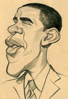 Barack Obama by Zack Wallenfang