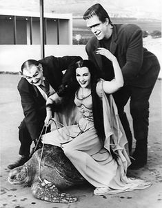 The Munsters - loved this show as a kid and really wished they were my neighbors