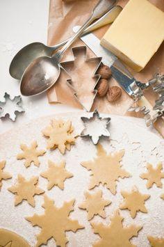 Stock photo of Baking christmas cookies. by RachelDewis Noel Christmas, Christmas Cookies, Christmas Cards, Xmas, Flatlay Instagram, Diet Plan Menu, Food Lists, Winter Time, Tis The Season