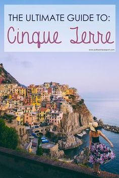 The perfect guide for planning a visit to Cinque Terre in Italy! / thorough hashing of each town including picture spots, & where y to eat. Published :) by matilda Italy Vacation, Italy Travel, Italy Trip, Seaside Towns, Dream Vacations, Places To See, Travel Inspiration, Travel Destinations, Around The Worlds