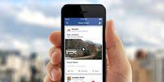 Facebook planea lanzar contenido original tipo TV a partir de Junio