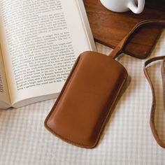 labrador phone case L 皮革手機套