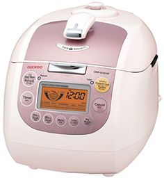 Cuckoo brand is among the best of rice/pressure cookers. If you hate scraping off burnt rice from a pot, this brand of rice cookers is for you. This particular model is modest - there are many more expensive models with higher end features. However, this one works fantastic for my family of 4.