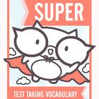 This game is aligned to the common core standards. It targets test taking vocabulary and power verbs.