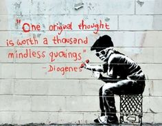 #banksy #mindless_quotes