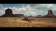 """Screenshots from the original 2011 Blu-ray release of the Sergio Leone directed film """"Once Upon a Time in the West"""" starring Henry Fonda and Charles Bronson Desert Diorama, Sergio Leone, Western Landscape, Henry Fonda, Still Picture, Anamorphic, Film Grab, The Best Films, Western Movies"""