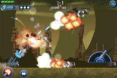 Scrap Tank – Endless Runner Bercampur Shooter, Coming Soon! Screenshot 4 : http://goo.gl/rvSqIo