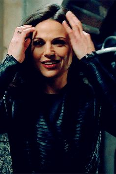 """I got: Regina Mills /  Evil Queen! Which """"Once Upon A Time"""" Character Are You?"""