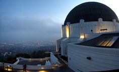 Griffith observatory and park