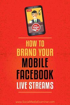 Do you stream Facebo