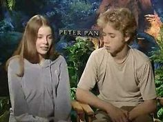 "Peter 2003 interview with ""Peter"" and "" Wendy"". :)"