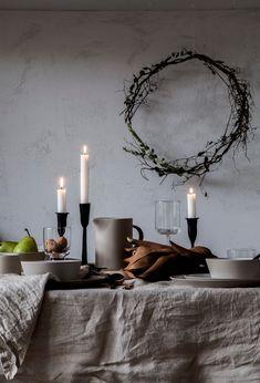 Christmas Decorationg trends 2017 2018 - wabi sabi interior decor trend - ITALIANBARK interior design blog