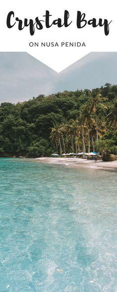 Crystal Bay on Nusa Penida