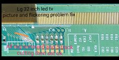 Sony Led Tv, Free Software Download Sites, Double Image, Electronic Circuit Projects, Tv Panel, Lg Tvs, How To Remove, Technology, Board