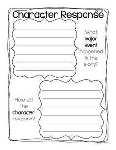 Common Core Standards Reading Graphic Organizers ... adorable and perfect