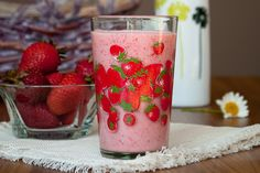 10 Smoothies for Clearer Skin