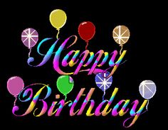 Fijne verjaardag plaatjes, krabbels en animaties 4 van tekstplaatjes.US