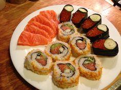 Shushi plate!