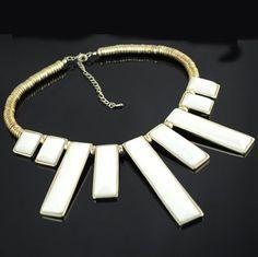 love big necklaces