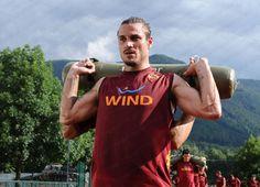 Pablo Daniel Osvaldo , ZZ Boot Camp, Riscone, 7/7: allenamento del pomeriggio   afternoon training #brunico2012 @danistone25