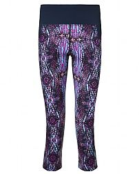 Sweaty Betty - Adrenaline Run Capri - red/pink/purple