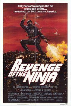 Revenge Of The Ninja (1983).