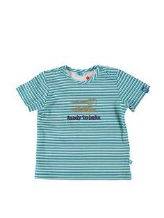 Koszulka chłopięca - niebieska 29,00zł z 39,00zł http://www.modnelobuziaki.pl/koszulka-chlopieca-niebieska-id-262