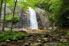 North Harper Creek Falls & Little Lost Cove Cliffs