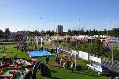 Basisschoolsportdagen 2013 @Oosterflank, Rotterdam, The Netherlands