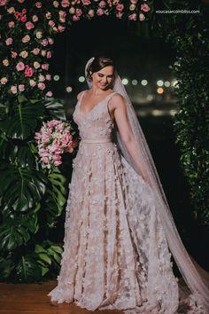 Casamento Romântico | Duda e Rodrigo #noivadeevase #bohobride #noivaboho #blushbride