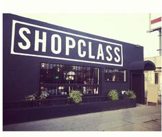 Shopclass LA, a fun vintage home decor store in Highland Park.