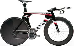 Cervelo P5 Triathlon/Time Trial Bike