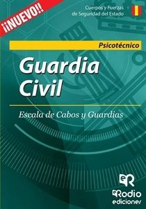 "#Oposiciones Psicotécnico Guardia civil 2016 ""Escala de cabos y guardias"""
