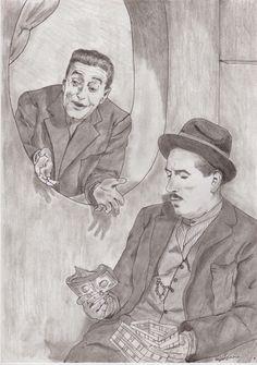 I miei disegni : Totò e Peppino (1996)