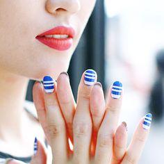 The Best Nail Art Spring 2015 – New York Fashion Week