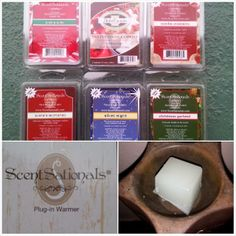 Smith and Blessings: ScentSationals Wickless Candles & a Giveaway!