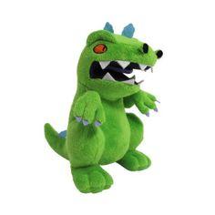 Amazon.com: Nicktoons Rugrats Reptar Plush: Toys & Games