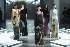 I. Must. Haves.  Fashion house Rodarte debuted five out-of-this-world Star Wars dresses on the New York Fashion Week runway Tuesday.