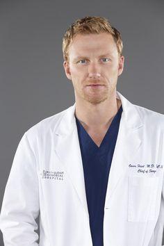Kevin McKidd as Owen Hunt - Season 10 cast photos