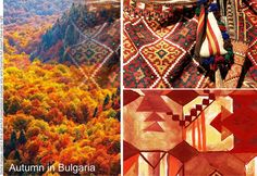 It smells of autumn. There is something inexplicably sad, attractive and beautiful. Bulgarian, Folk Art, Sad, Fabrics, Autumn, Quilts, Blanket, Beautiful, Tejidos