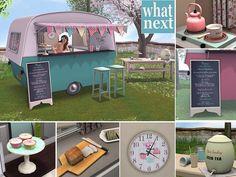 {what next} Garden Cafe Caravan #1 by WinterThorn, via Flickr