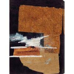 "Indeterminable II Horse canvas art print 16""x22"""