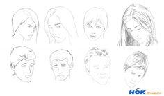 Facial Expression Demo Sketch