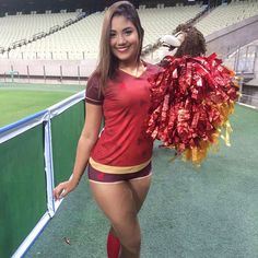 """596 curtidas, 14 comentários - Leoninas FEC (@leoninasfec) no Instagram: """"Bom diaaaa!! Sábado tem Leão!  #cheerleaders #fortalezaec #leoninasfec"""""""