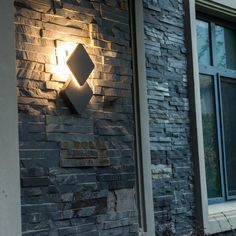 Απλίκα Φωτιστικό Τοίχου Εξωτερικού Χώρου, σε μοντέρνο στυλ, από αλουμίνιο σε σκούρο γκρι. Από την ACA.--------------- Exterior Wall Lamp, in modern style, made of aluminum in dark gray.   #papantoniougr #papantoniou #decor #gardenlighting #lightingsolutions #decorationideas #decorideas #hotellighting #hoteldecor #acalighting #acadecor #gardenideas #villa #homedecor #homegarden #diakosmisi #fotismos #kipos #walllight #walllamp Wall Lights, Lighting, Home Decor, Appliques, Decoration Home, Room Decor, Lights, Home Interior Design, Lightning